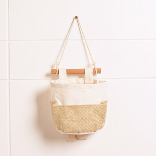 Canvas Storage Bags_Natural