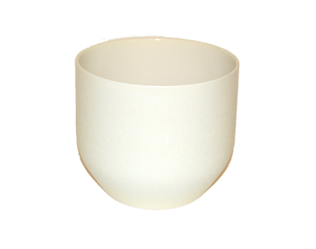Ceramic plant pot_white