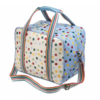 Large Polka Dot Thermal Bag