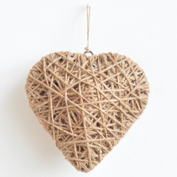 Rustic Heart Decoration