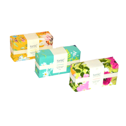 Scented Goats Milk Soap