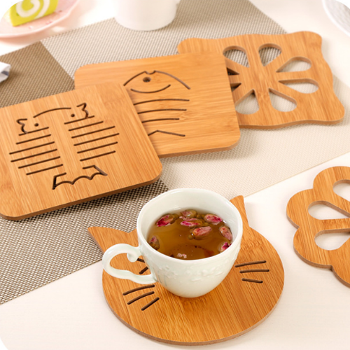 Large Wooden Coasters