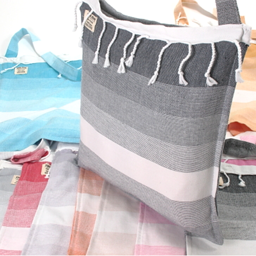 Turkish Cotton Towel Bags