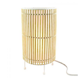 Bamboo Table Lamp