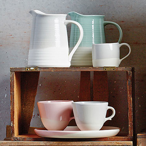 Large Coffee Cup, Duck Egg Blue | New Living Australia