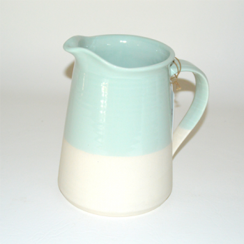 Classic Ceramic Jug, Duck Egg Blue