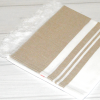 Turkish Cotton Hand Towels_Brown