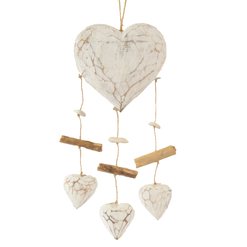 Hearts Wall Hanging