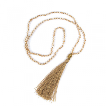 Tassel Necklaces, Gold