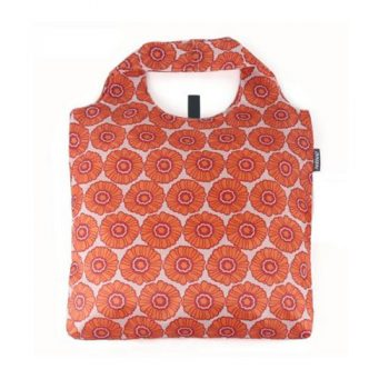 FOLDING SHOPPING BAGS - FLORAL SPRING
