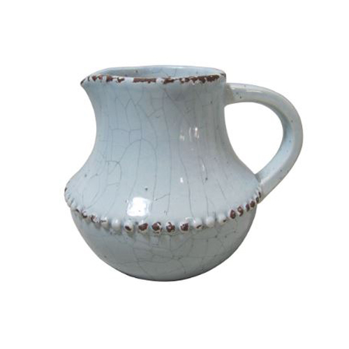 Jug - Blue Ceramic